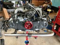 Vanagon Subaru EJ22 2.2L Engine Lightweight Crankshaft Pulley Perrin