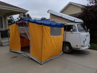 Bus & Tent