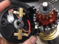 $60 transaxle oil gear pump (Amarine)