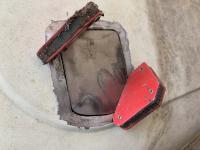 Roof rust repair