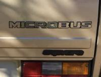 Microbus Badge