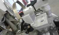Type 4 gen/alt bracket with coil mount.