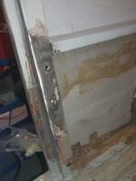cargo door strap mounts