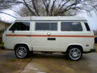 Shane's Westy on 18s