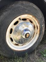 Lemmerz wheel dated 11/57