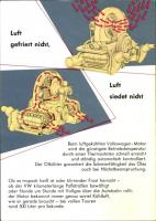 Dealer postcard