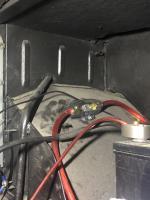 Fuel vent line