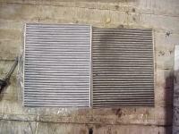 V10 Touareg cabin pollen filter replacement