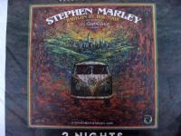Stephen Marley Deluxe bus poster