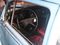 New sew on steering wheel wrap