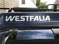 Westfalia sticker