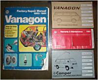 The manuals