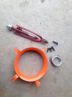 effect of adding venturi ring on air flow
