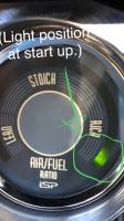 Fuel Air ratio gauge - ISP