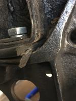Rear quarter body support adjustments