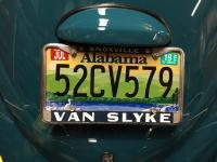 Van Slyke VW Dealer Frame