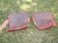 seat bottoms