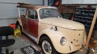 1967 vw woody project