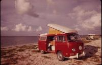 Westy on the Beach