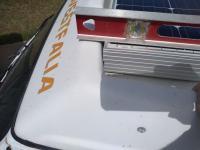 Renogy Compact 100 watt in Westy luggage rack
