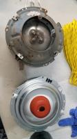 California import parts hella vw beetle headlights