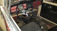 1967  woody wagon interior and engine photo
