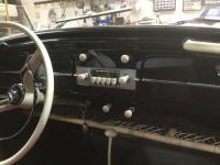 1960 original dash trim