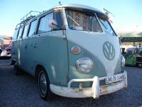 Box on Wheels' 64' Westfalia so-35 flipseat