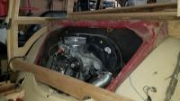 1967 vw beetle woody wagon restoration