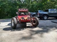 Chenowth 2RL goes to work and fuel leak RJS