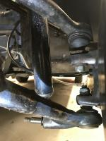 1970 Ghia ball joints