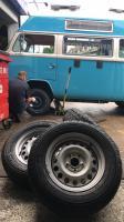 "15"" Wheels for VW Bus Baywindow T2"
