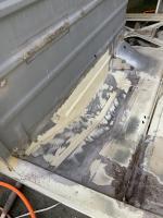 Parcel Shelf and Interior Corner Repair
