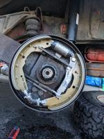 1974 Bay Window Brake Drum