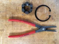 snap ring tool