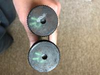 Green Torsion Bar Identification Markings