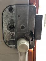 RHD Sliding Door Front Mechanism 74-79