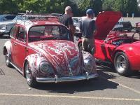 German cars and coffee