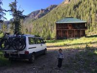 2019 Eurovan camping