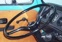 Steering wheel restored for cheap