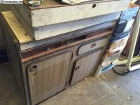 Rotted kitchen