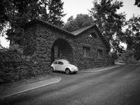 1965 pearl white beetle