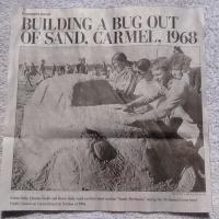 1968 Carmel Sand Castle Contest