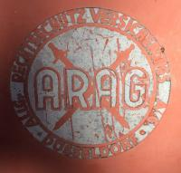 ARAG decal