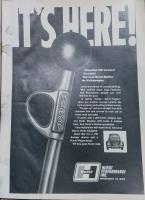 HURST Shifter Advertisement Jan 1970 Super Stock Magazine