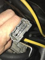 1976 super beetle Fuel Injection wiring