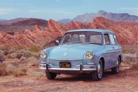 1965 Baltic Blue Squareback