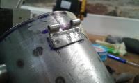 DIY Porsche 356 oil filler for 36hp