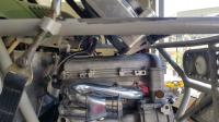 Mounting CBR Class 10 Radiator on Baja Bug