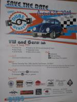 Ohio Dubs in Geneva Show & Swap Flyer